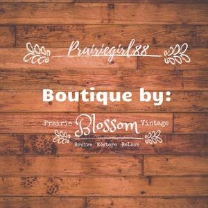 Boutique Listings by Prairie Blossom Vintage